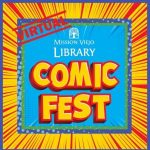 Mission Viejo Library:  Comic Fest