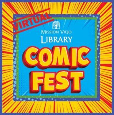 Mission Viejo Library:  Comic Fest
