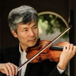 Faculty Artist Series 2020-21 Kenichiro Aiso, violin with special guest Valeria Morgovskaya, piano
