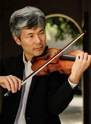 Faculty Artist Series 2020-21 Kenichiro Aiso, viol...