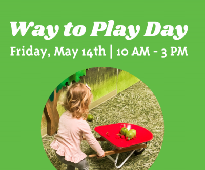 Way to Play Day @ Pretend City
