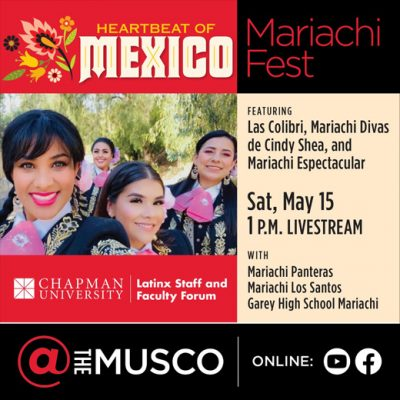 Heartbeat of Mexico: Mariachi Fest
