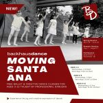Moving Santa Ana: Backhausdance presents free ballet and creative dance classes for Santa Ana youth