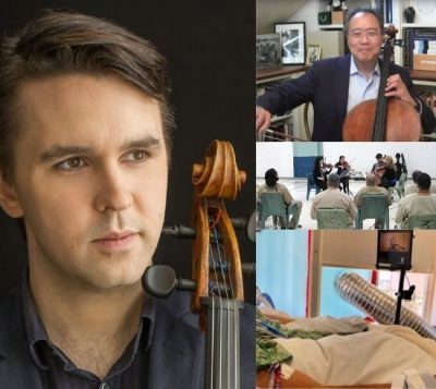 Music as a Healing Balm: A Conversation with Andre...