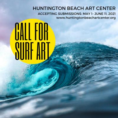 Artist Call for Surf Art
