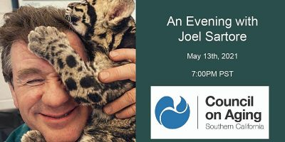An Evening with Joel Sartore, National Geographic ...