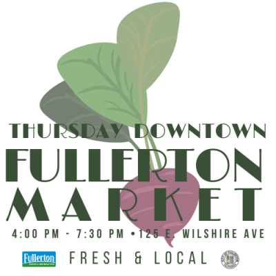 Thursday Downtown Fullerton Market
