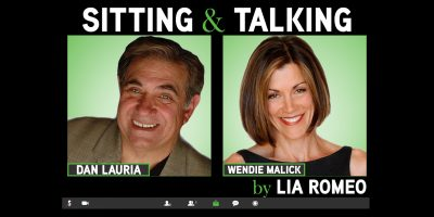 Sitting and Talking: Dan Lauria and Wendie Malick