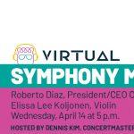Live:  Pacific Symphony Mixer #42