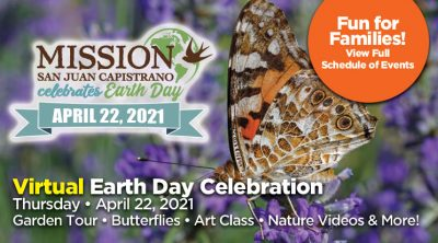Earth Day Month at the Mission