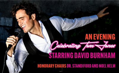 David Burnham Celebrates Tom Jones