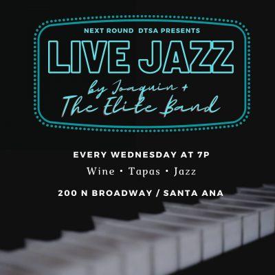 Live Jazz at Next Round in DTSA