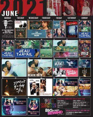Frida Cinema:  LGBTQ Pride Month