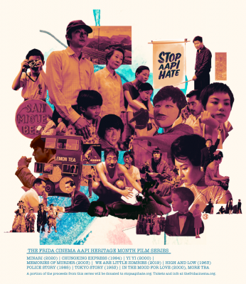 Films at Frida Cinema:  Asian American/Pacific Isl...