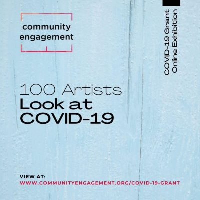 100 Artists Look at COVID-19