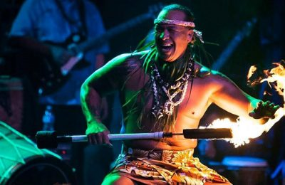 Tuesday Polynesian Dance