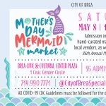 Brea:  Mother's Day Arts Market