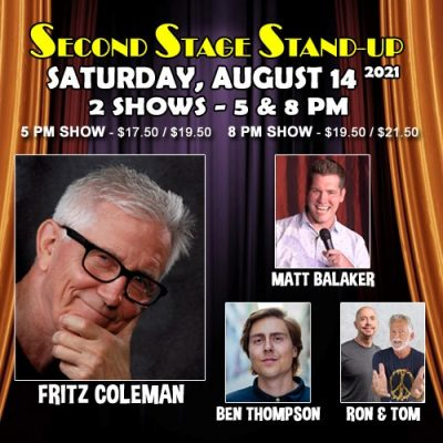 Second Stage Stand-Up