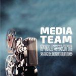 "HB APA's ""Media Team: Private Screening"""