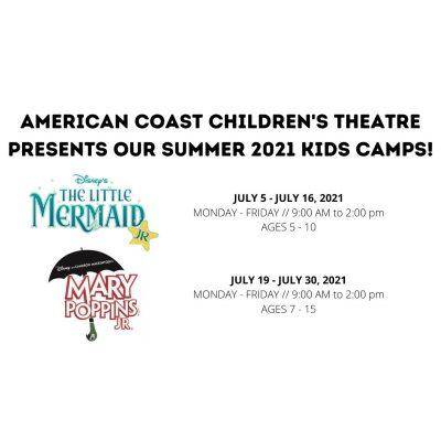 ACCT Kids Camp: Little Mermaid Jr.