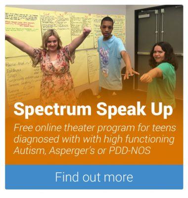 Summer Theater:  Spectrum Speak Up