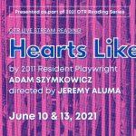 Livestream Reading:  Hearts Like Planets