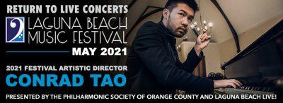 Laguna Beach Music Festival at Irvine Barclay Theatre