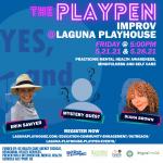 Playpen with Laguna Playhouse