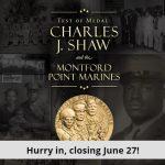 Test of Medal:  Charles J. Shaw