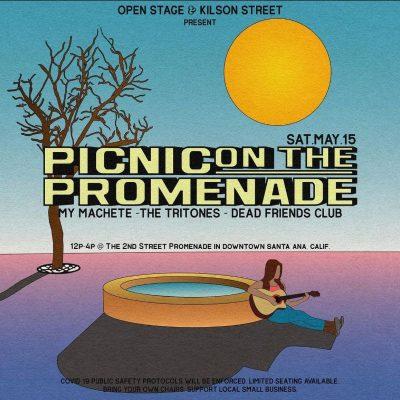 DTSA:  Picnic on the Promenade