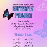 Butterfly Project in DTSA