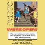 Summer Arts Classes at OCCTAC