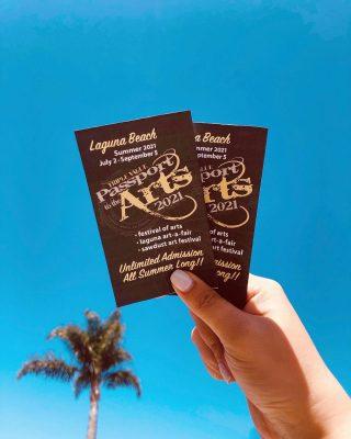 Laguna Beach:  Passport to the Arts