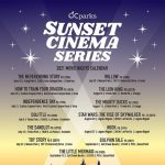 OC Parks:  Sunset Cinema Series