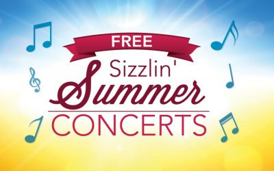 Outdoor Concerts with Irvine Barclay Theatre