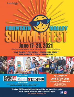Fountain Valley Summerfest