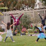 Garden Sprites:  Preschool Dance
