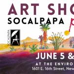 Newport Beach:  Plein Air Art Show