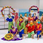 Brea Art Gallery:  Filipino Folk Dance