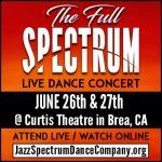 """The Full Spectrum"" presented by Jazz Spectrum Dan..."