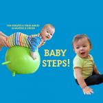 Baby Steps through Pretend City