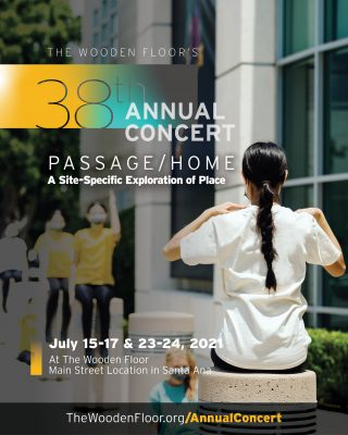 The Wooden Floor's 38th Annual Concert: Passage/Ho...