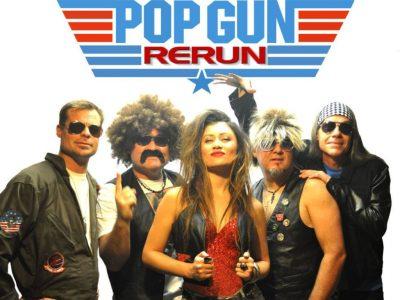 Casa Concert:  Pop Gun Rerun