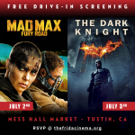 Free Drive-In Movies