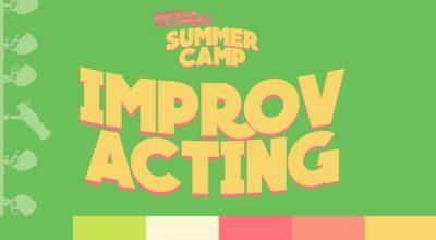 Online:  Improv Camp