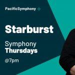 Symphony Thursdays:  Starburst