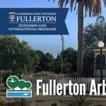 Fullerton Arboretum at Cal State Fullerton