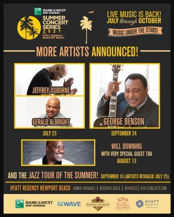 Summer Concert Series - Hyatt Regency Newport Beac...