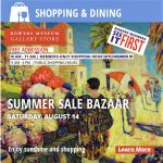 Bowers Museum:  Summer Bazaar