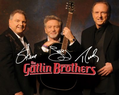 Irvine Barclay:  The Gatlin Brothers